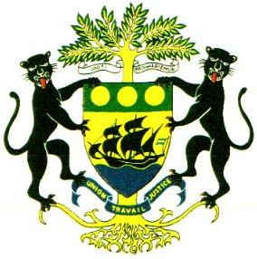 logo de la république gabonaise